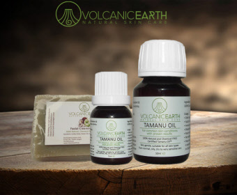 Volcanic Earth Tamanu Oil